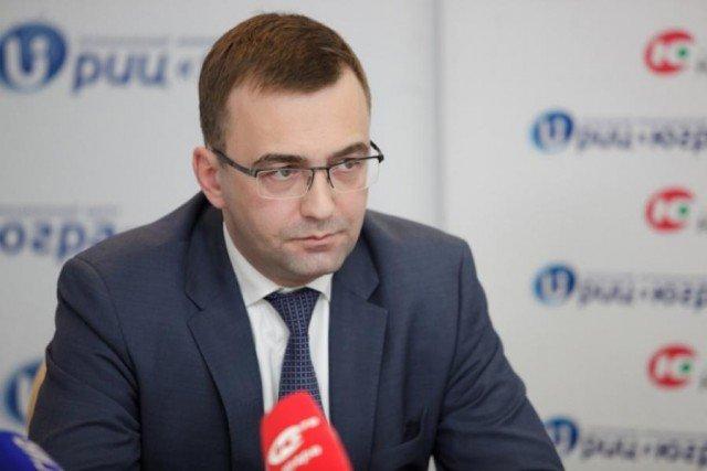 Глава Ханты-Мансийского района Кирилл Минулин