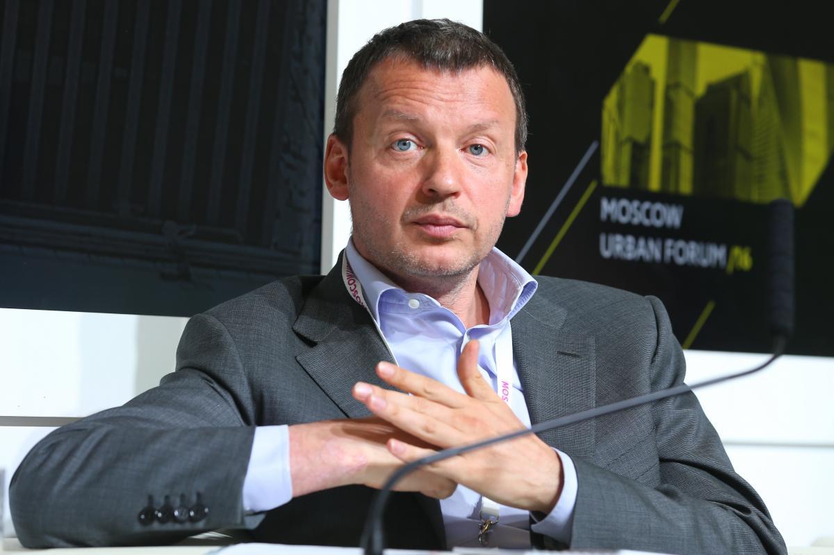 Бизнесмен Сергей Городеев