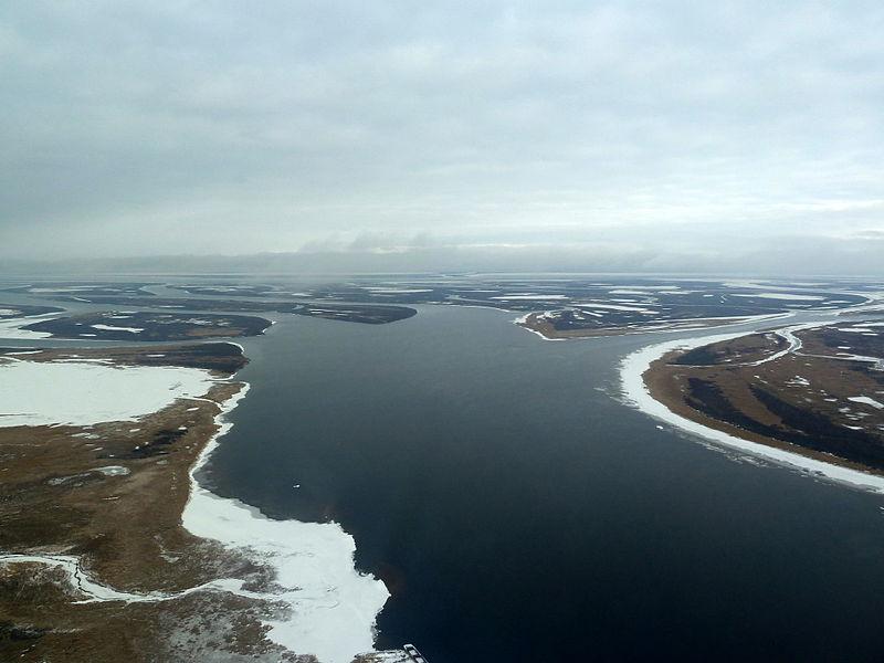800px taz river - «Газпром»: Ротенберги тут как тут?