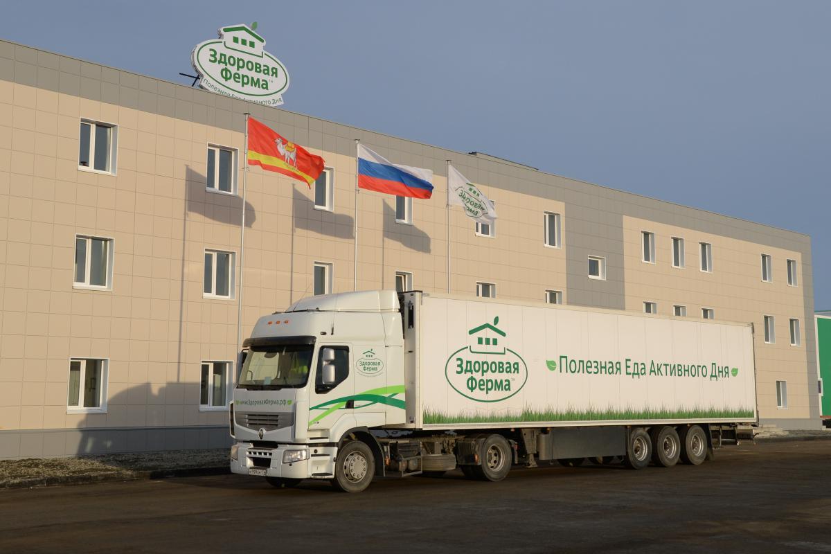 Здоровая ферма, Челябинск
