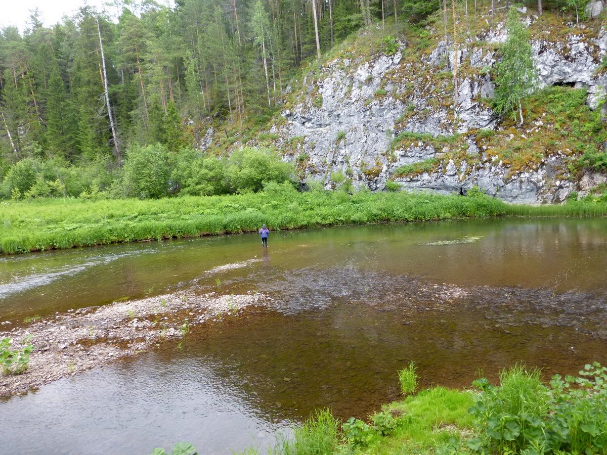 Река Большой Шишим