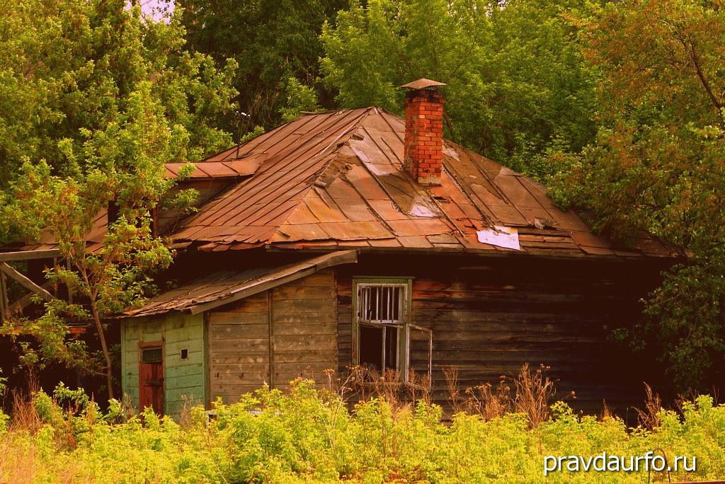 Деревянное жилье
