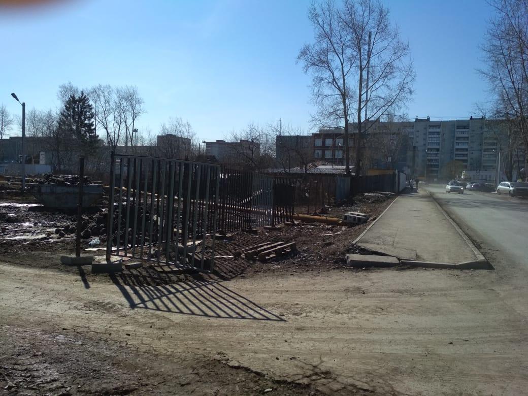 строительство ЖК Русь