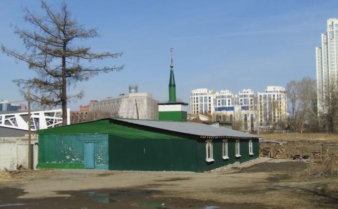 Духовное управление мусульман саботирует строительство Ледовой арены в Екатеринбурге