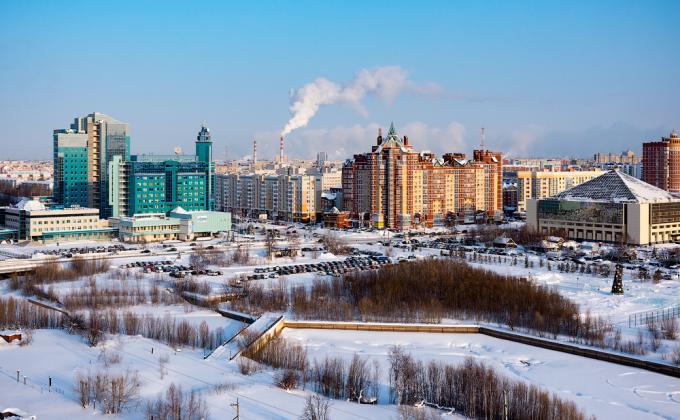 Политики поделили Сургут перед выборами в Госдуму