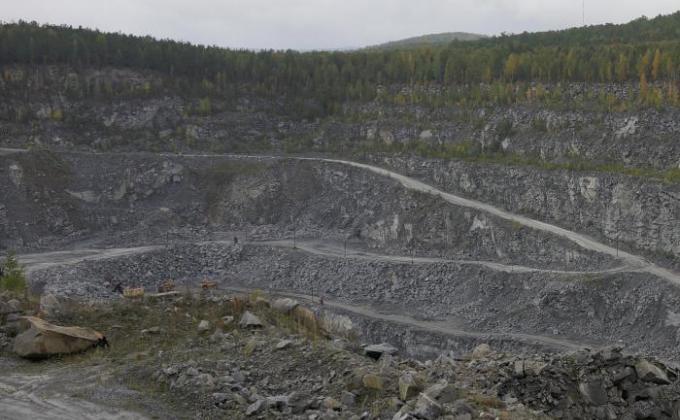 Карьеры Екатеринбурга угрожают экологической катастрофой