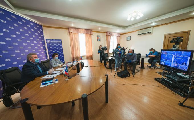 Комарова обратилась в «Единую Россию» за поддержкой