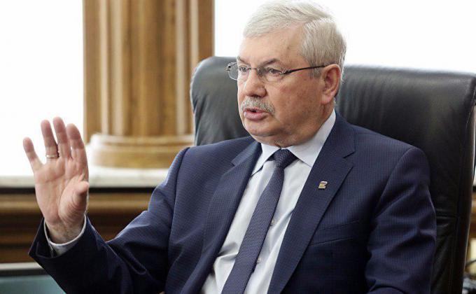 Председатель Заксобрания Челябинской области Владимир Мякуш