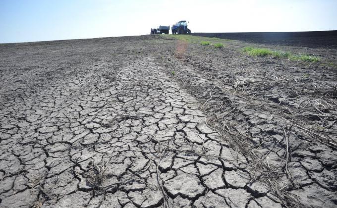 Засуха в Свердловской области