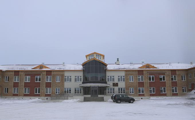 Есаульская школа