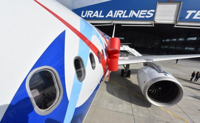Полетам из Екатеринбурга мешают мусорщики-нелегалы