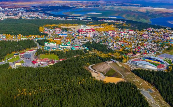Власти столицы ХМАО саботируют создание «зеленого щита». Федеральный проект столкнулся с противодействием чиновников Ханты-Мансийска
