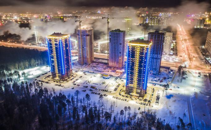 ЖК «Новые ключи» в Сургуте