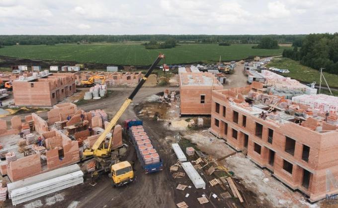 «НОВАТЭК» остановил планы Текслера по строительству 2,6 миллиона метров жилья
