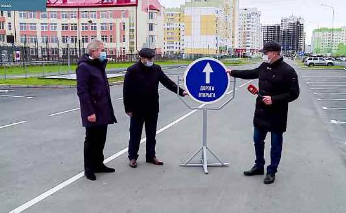 Комарова оценила безопасность дорог в Югре