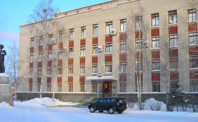 администрация Советского района ХМАО