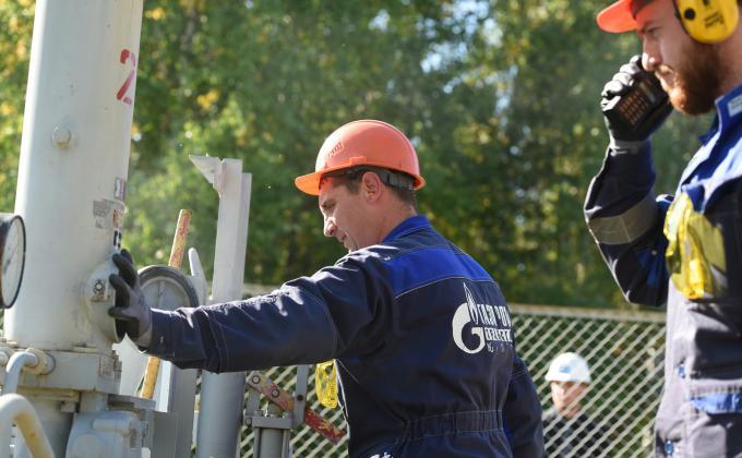 МЧС заявило об угрозе жизни сотрудникам «Газпром трансгаз Югорска»