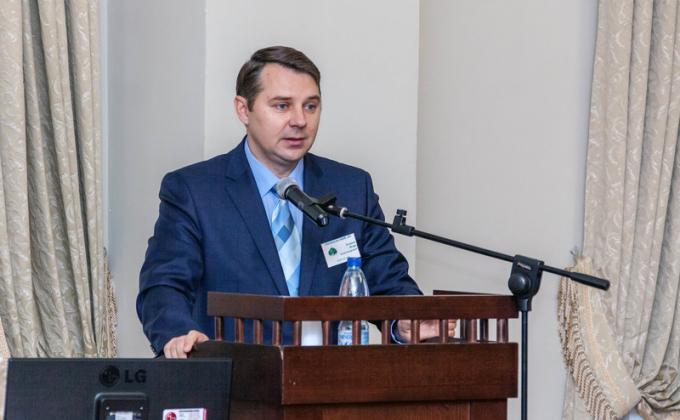 Директор ТКНС УрО РАН Игорь Ломакин