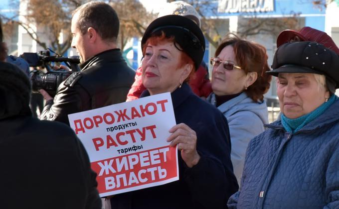КПРФ и ЛДПР начали войну за электорат ХМАО