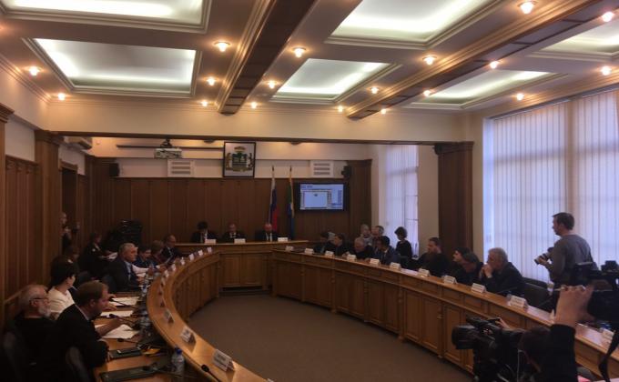 Думу Екатеринбурга готовят к смене руководства из-за скандала с переездом