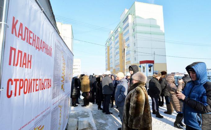 Обманутым дольщикам Свердловской области пообещали вернуть деньги до конца года. Бюджету придется заплатить за техэкспертизу брошенных долгостроев