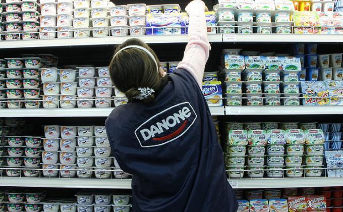 Молочные заводы Danone в Курганской и Тюменской областях сокращают переработку на десятки тысяч тонн