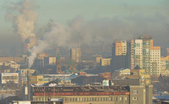 Заводы Челябинска продолжают травить население и игнорируют закон о НМУ
