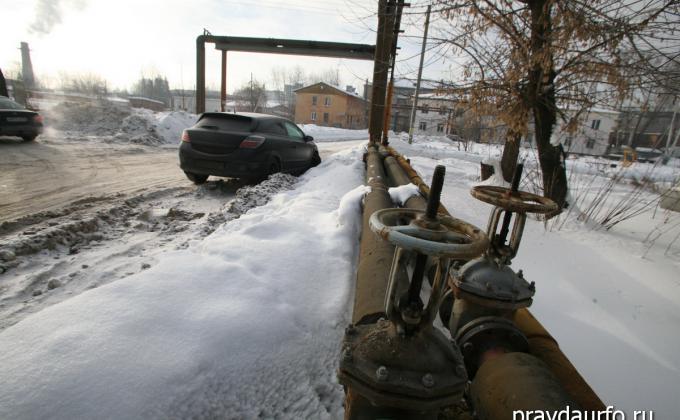 Свердловская полиция пришла в Серов за коммунальным скандалом