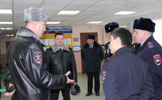 Тюменское УФСБ спрятало полковника УМВД ХМАО-Югры от сослуживцев