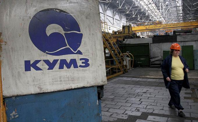 Близкий Вексельбергу КУМЗ ушел в убыток на 7 миллиардов
