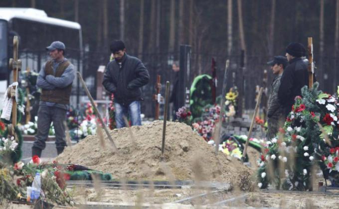 Население Нефтеюганска оставляют без мест на кладбище