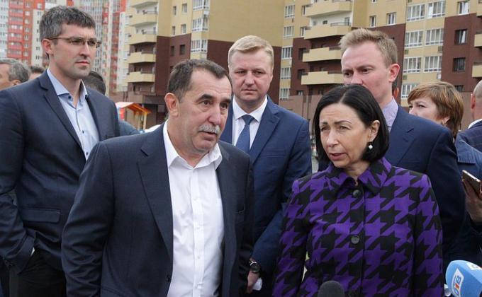 Наталья Котова и Олег Лакницкий
