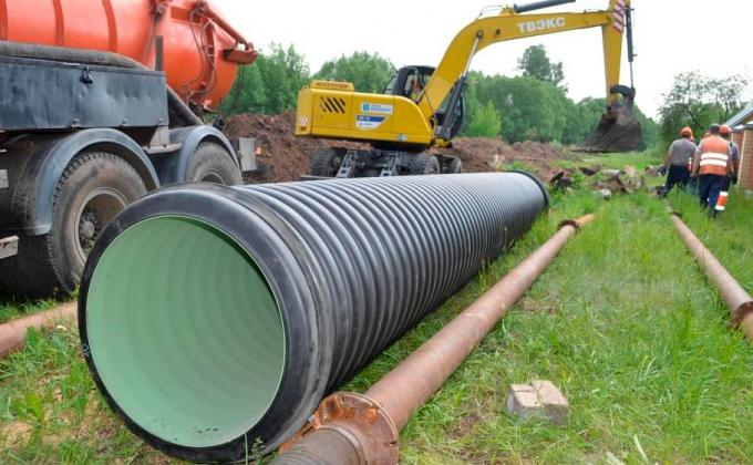 Предпринимателям предложили за свой счет отстроить в Екатеринбурге инфраструктуру для «Водоканала»