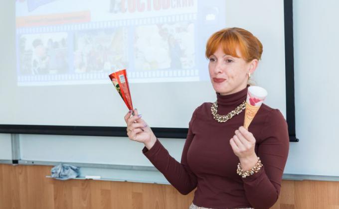 Наталья Мерзлякова, Хладокомбинат №3