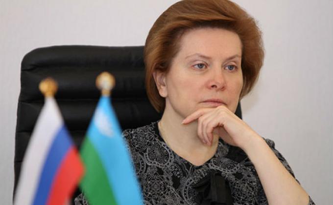 Комарова указала на дверь мэру Нефтеюганска