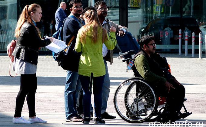 Администрация Ханты-Мансийска отрезала инвалидов от жизни. Бюджет «Доступной среды» растворился