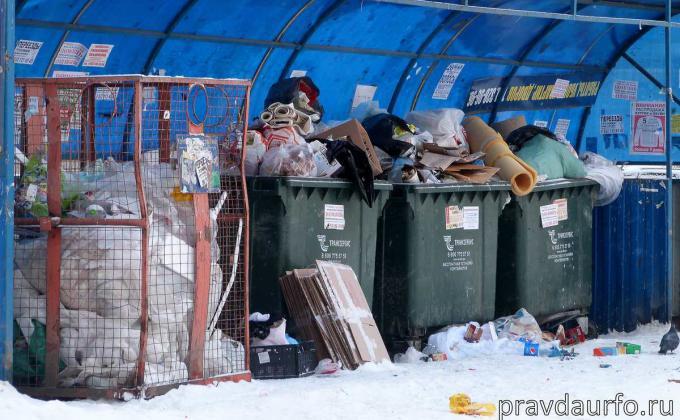 Кучи отходов доросли до окон правительства Курганской области. «Чистый город» сорвал старт мусорной реформы в Зауралье