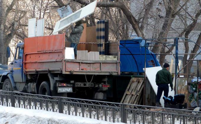 Курганский регоператор ТКО отказывается вывозить отходы. У «Чистого города» может не оказаться нужной спецтехники