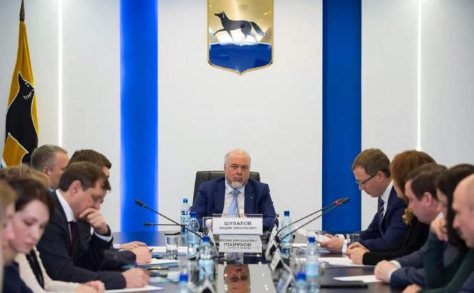 Инвестсовет в администрации Сургута