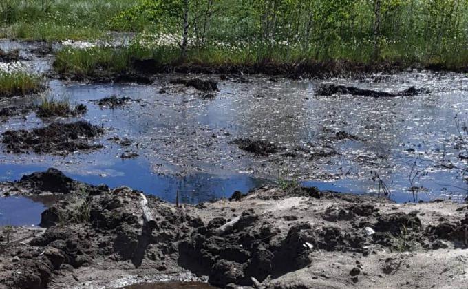 Нефтяную компанию «Тарховское» подозревают в подготовке ЧП для ХМАО