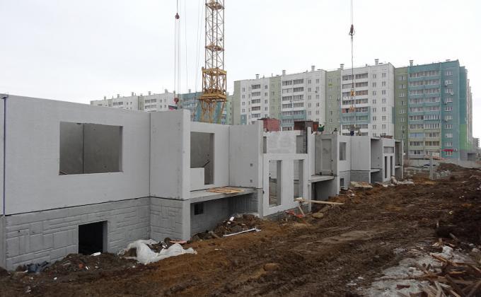 Строительство ЖК Яркая жизнь в Челябинске