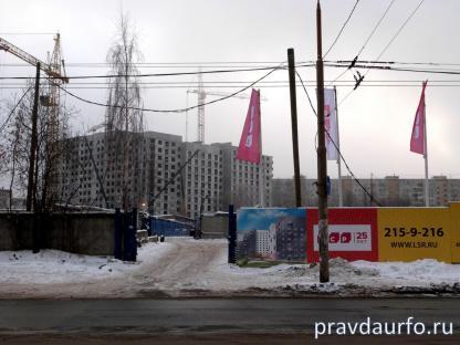 строительство ЖК Цветной бульвар