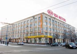 В Екатеринбурге вновь выставили на продажу бывшее здание «Свердловэнерго»