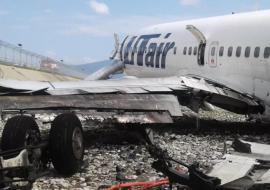 МАК назвал виновных в аварийной посадке самолета «ЮТэйр» в Сочи
