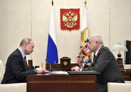 Путин приедет в ХМАО на совещание по взаимодействию нефтяников и региональных властей