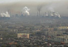 В 6 городах Челябинской области объявлен режим «черного неба»