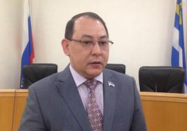 В Тюмени задержан экс-лидер фракции ЛДПР в думе Мурат Тулебаев