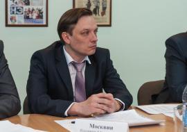 Глава Богдановича Москвин отказался от переизбрания