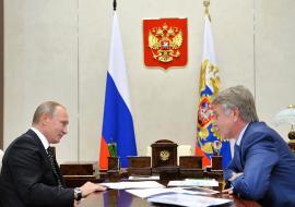 «НОВАТЭК» попросил у Путина новое месторождение в ЯНАО