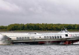 Восемь человек пострадало при ЧП судна «Северречфлота» в ХМАО